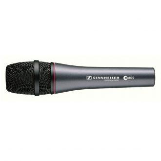 Sennheiser e 865 Condenser Vocal Microphone