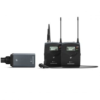 Sennheiser ew 100 ENG G4 Broadcast Wireless Mic Set