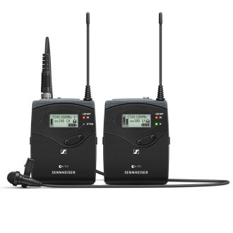 Sennheiser ew 112P G4 Wireless Lavalier Mic Set
