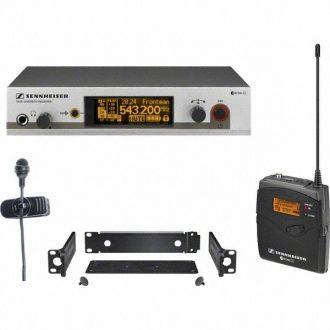 Sennheiser ew 322 G3 Lavalier Wireless Clip-on Microphone Set