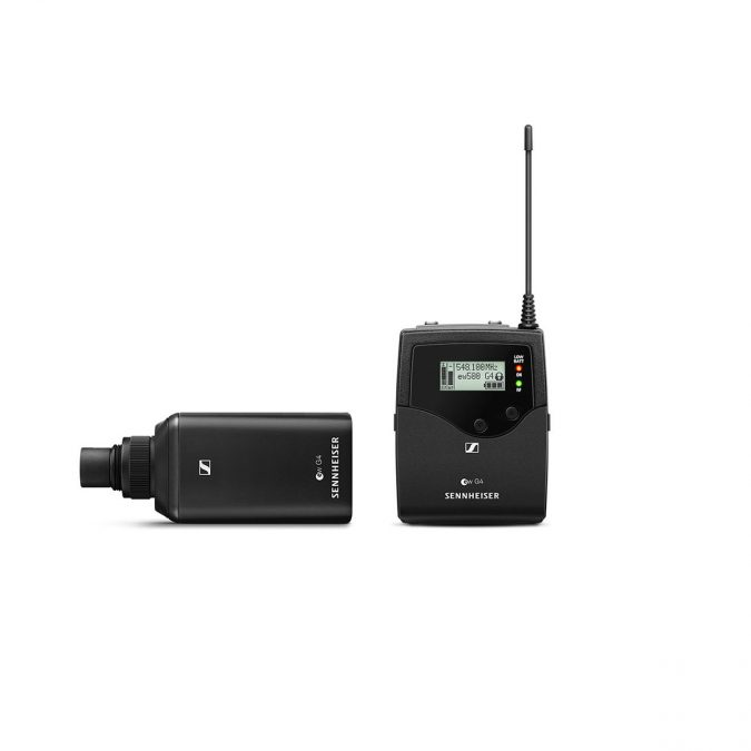 Sennheiser ew 500 BOOM G4 Plug On Wireless Set