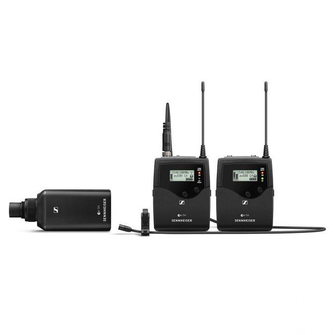 Sennheiser ew 500 FILM G4 Wireless Combo System