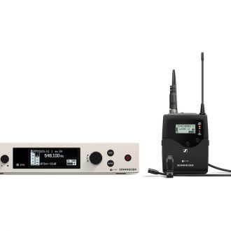 Sennheiser ew 500 G4-MKE2 Wireless Lavalier Mic S/s