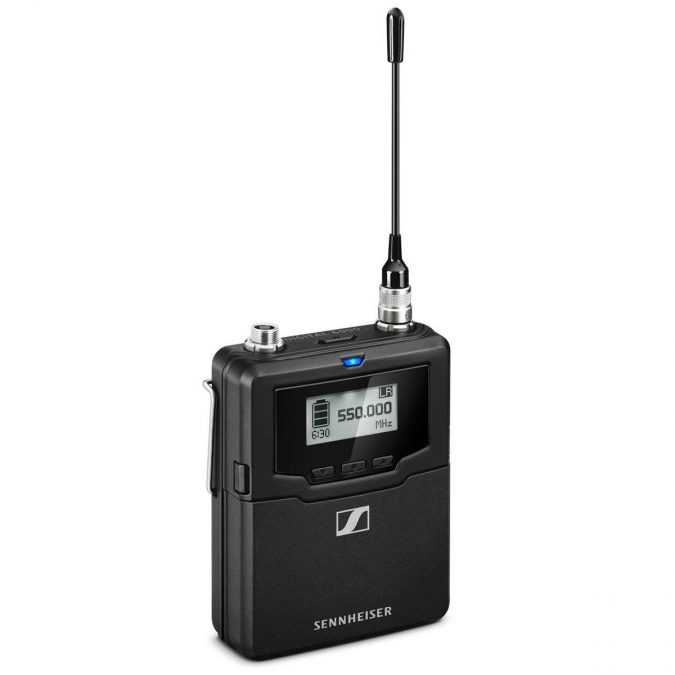 Sennheiser SK 6000 Digital Pocket Transmitter