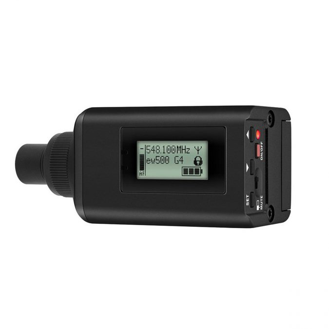 Sennheiser SKP 500 G4 Plug-On Transmitter