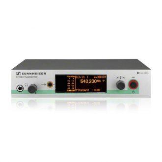 Sennheiser SR 300 IEM G3 Stereo Transmitter for Wireless Monitoring