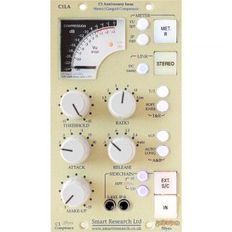 Smart Research C1LA 500 Series Stereo Compressor
