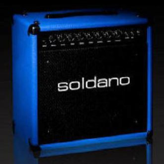 Soldano SD44 50 Watt 1×12 Tube Guitar Combo Amplifier