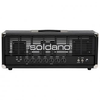Soldano AVENGER-50 50 Watt Hot Rod Guitar Amplifier