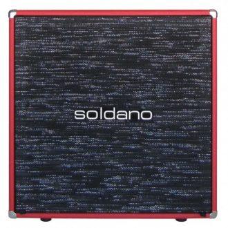 Soldano 4×12 Straight Speaker Cabinet