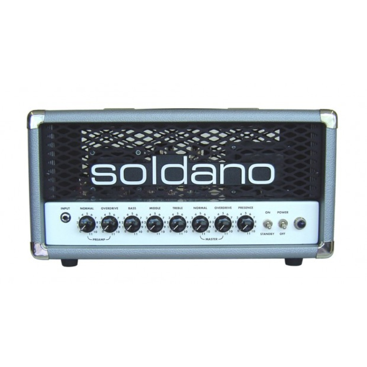 Soldano Hot Rod 25 Tube Guitar Amp Head