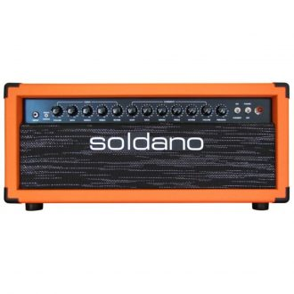 Soldano Lucky 13 100W Tube Guitar Amp Head (Discontinued)