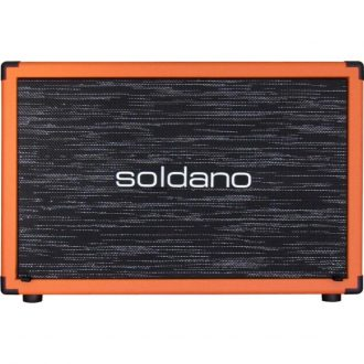 Soldano Lucky 13 2×12 Speaker Cabinet (Discontinued)