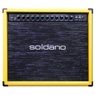 Soldano Lucky 13 2×12 Tube Combo Amplifier (Discontinued)