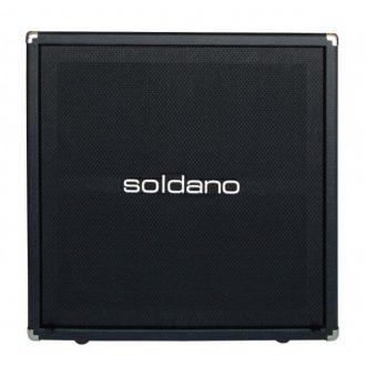 Soldano Lucky 13 4×12 Speaker Cabinet (Discontinued)