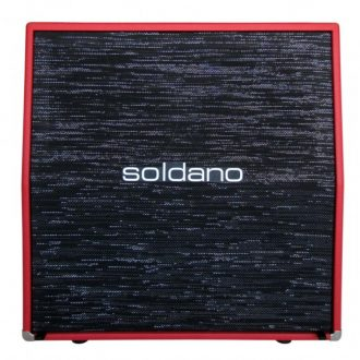 Soldano 4×12 Slant Speaker Cabinet