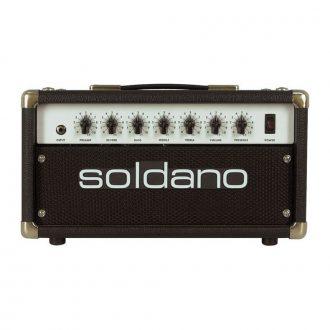 Soldano ASTROVERB-16 20 Watt Super-dynamic Guitar Head Amplifier (Discontinued)