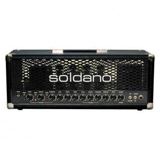 Soldano 100W-DECATONE 100 Watt 3-Channel Versatile Guitar Combo Amplifier (Discontinued)