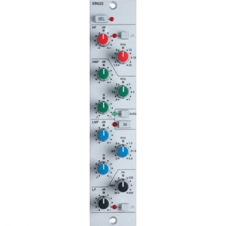 SSL X-Rack Channel EQ Module