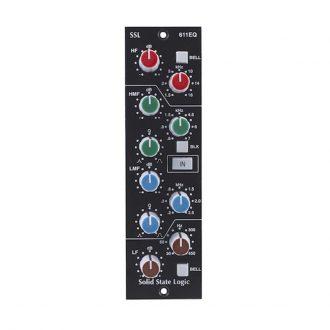 SSL 611EQ 500 Series 4 Band EQ