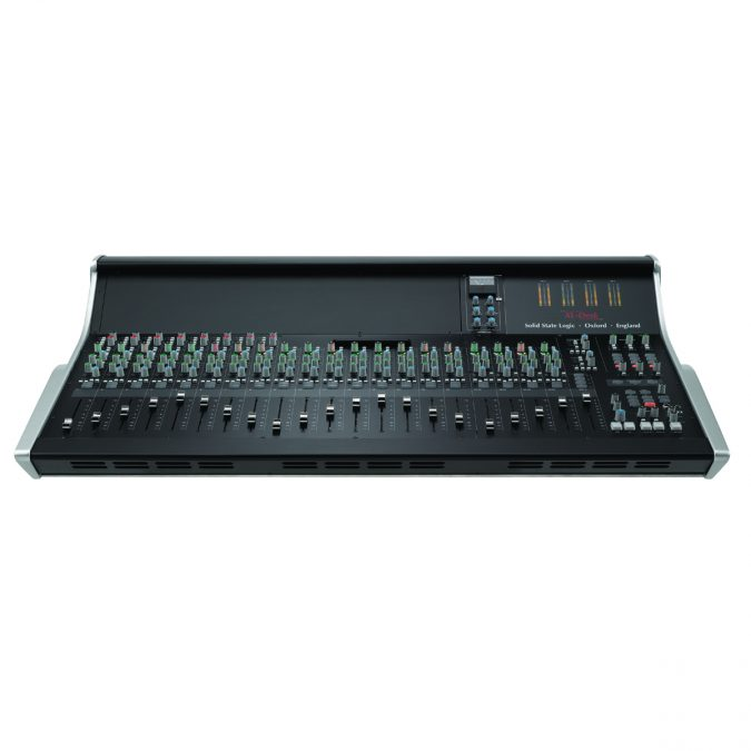 SSL XL-Desk 44-Input Analog Recording Console