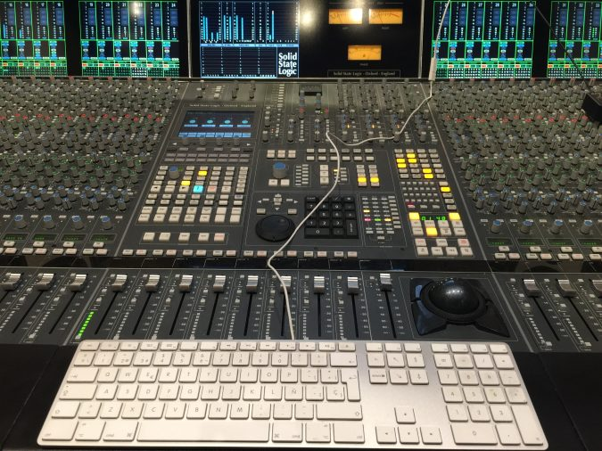 SSL Duality 48 Channel (Used)