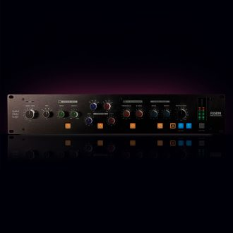Solid State Logic Fusion – 2U Stereo Outboard Processor