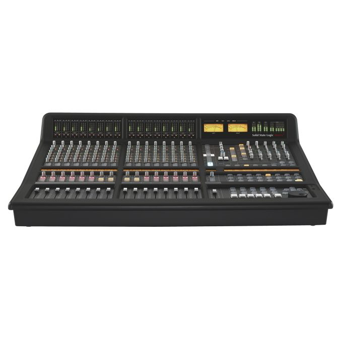 SSL Matrix 2 Analog Recording Console