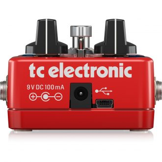 TC Electronic Sub 'N' Up Octaver Pedal