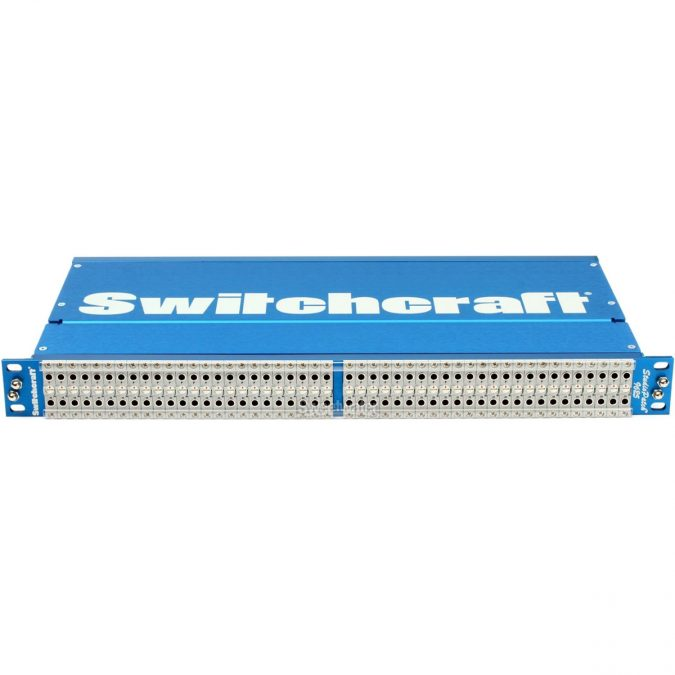 Switchcraft 9625 StudioPatch Series Bantam/TT Patchbay