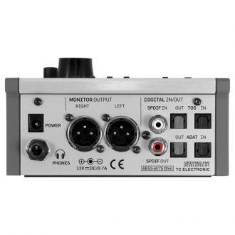TC Electronics BMC-2 D/A Converter & Monitor Controller