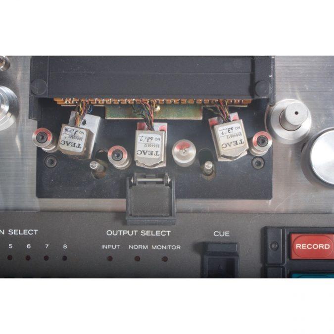 Teac 80-8 1/2″ 8 Track Analog Recorder