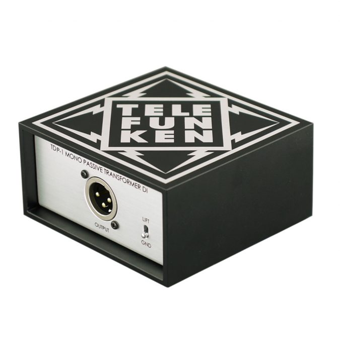 Telefunken TDP-1 Direct Box