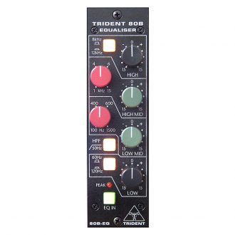 Trident 80B 500 Series – 4 Band Equalizer
