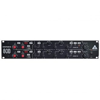 Trident Series 80B Dual-channel MIC PRE/EQ