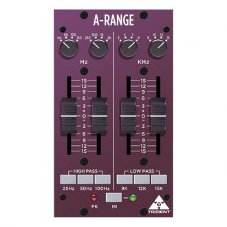 Trident 500 Series A-Range EQ – 2 Space Module