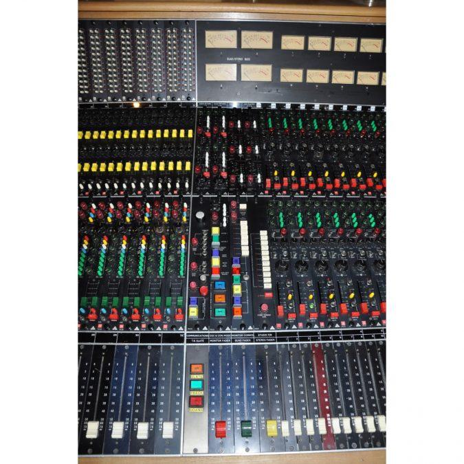 Trident TSM Analog Recording Console (Vintage)