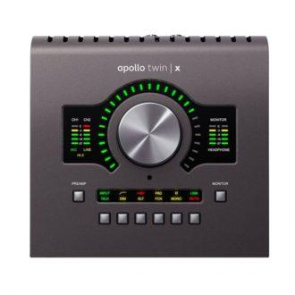 Universal Audio Apollo Twin Thunderbolt 3 Audio Interface