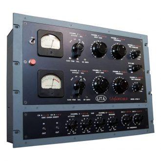 Undertone Audio Unfairchild 670M II 2-Channel Tube Compressor/Limiter