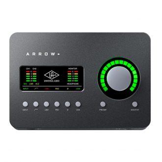 Universal Audio Arrow Thunderbolt 3 Interface w/ Solo Processing