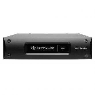 Universal Audio UAD-2 Satellite Thunderbolt-OCTO Custom