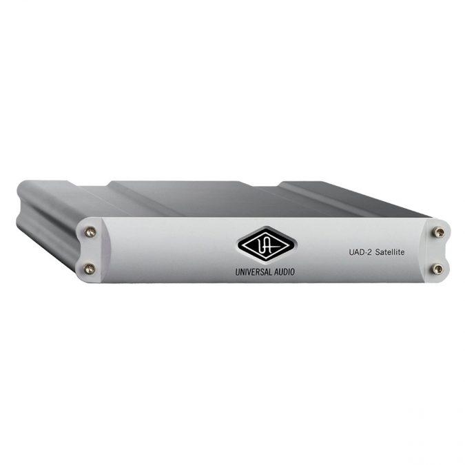 Universal Audio UAD-2 Satellite FireWire QUAD Core