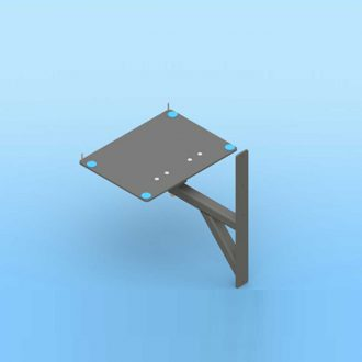 Sound Anchors Wall Mount Monitor Stand