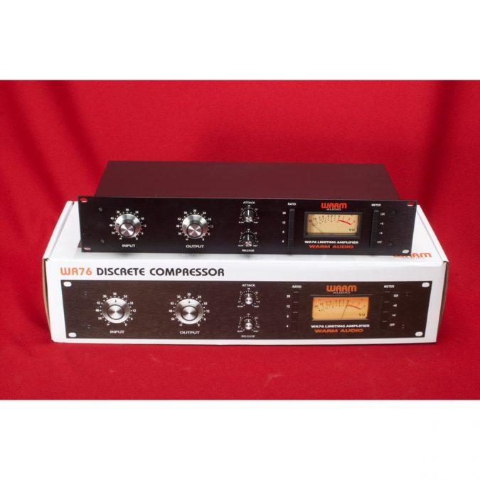 Warm Audio WA76 Urei 1176 Clone