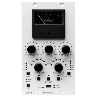 WesAudio DIONE NG500 Analog Stereo Bus Compressor