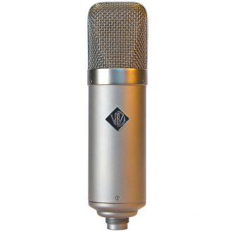 Wunder Audio CM67 Suprema Condenser Microphone