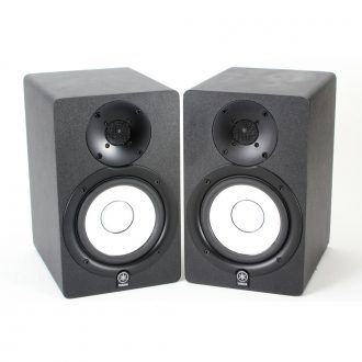 Yamaha HS50M Active studio monitors (Pair) used