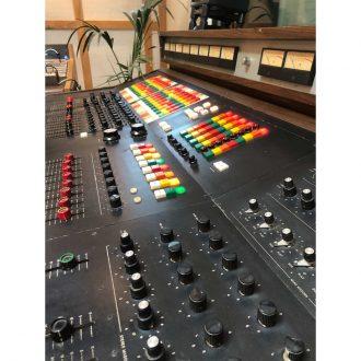 Electrodyne 16 channel Custom 1608 console